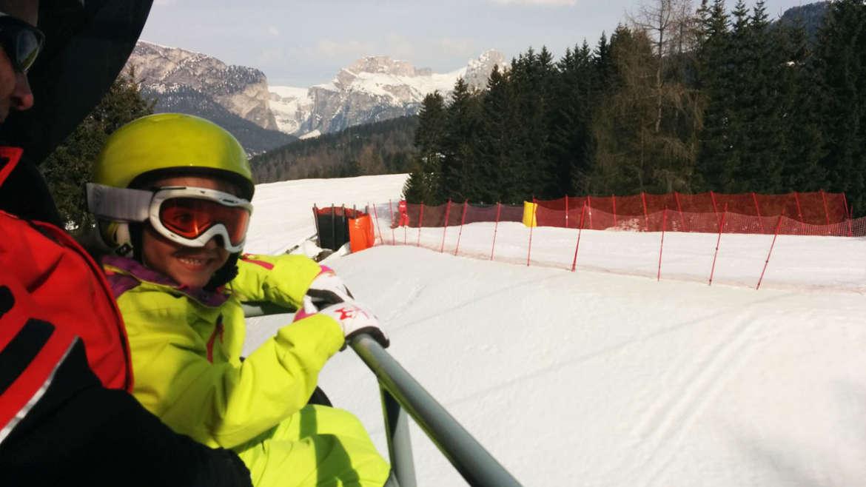 Jak a kdy začít učit malé děti lyžovat nebo na snowboardu?