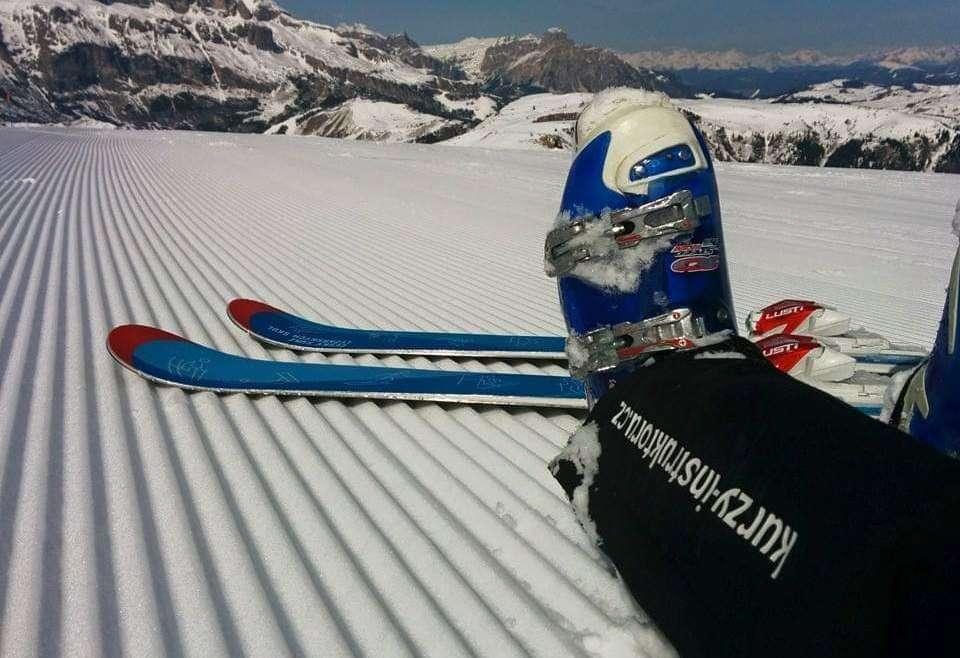 Specializovaný seminář Sjezdové lyžování – jak probíhá kurz