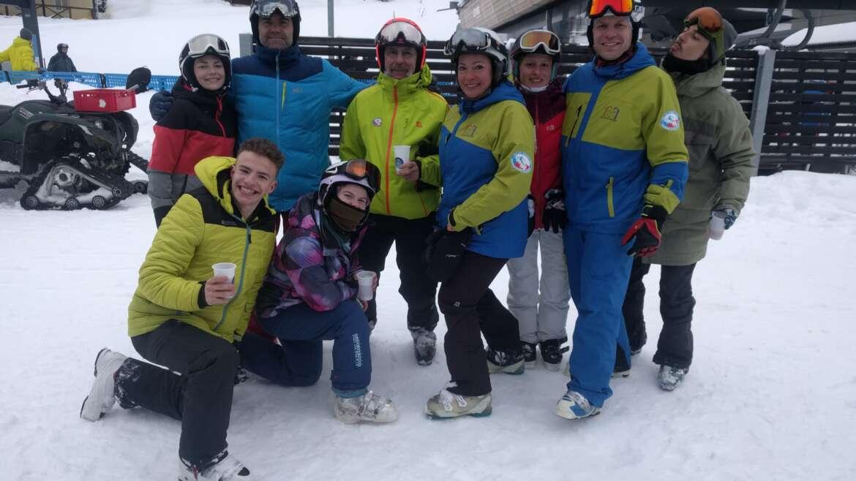 Instruktor základního lyžování – jak probíhá kurz
